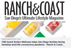Ranch and Coast X Smilyn CBD