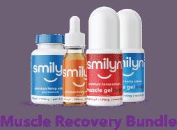 CBD Muscle Recovery Kit