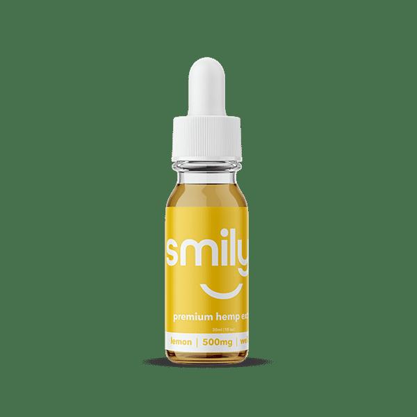 CBD Oil Tincture Lemon