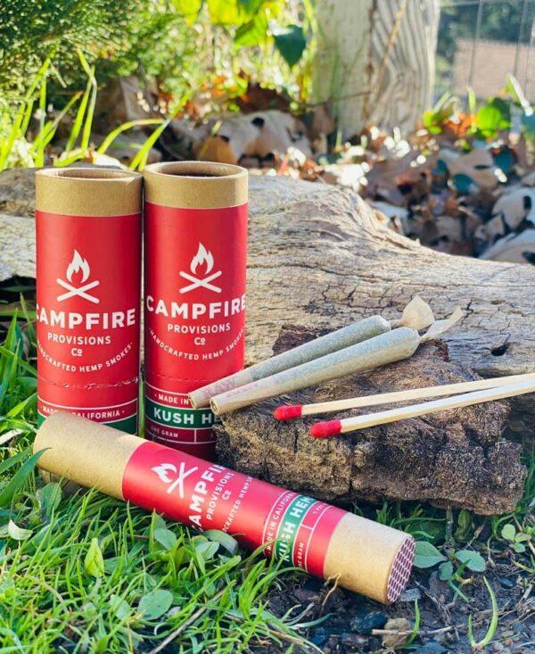 Campfire pre roll