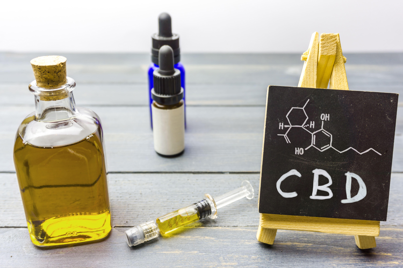 CBD oil for health benefits
