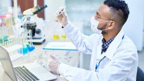 Drug Test Lab for THC and CBD